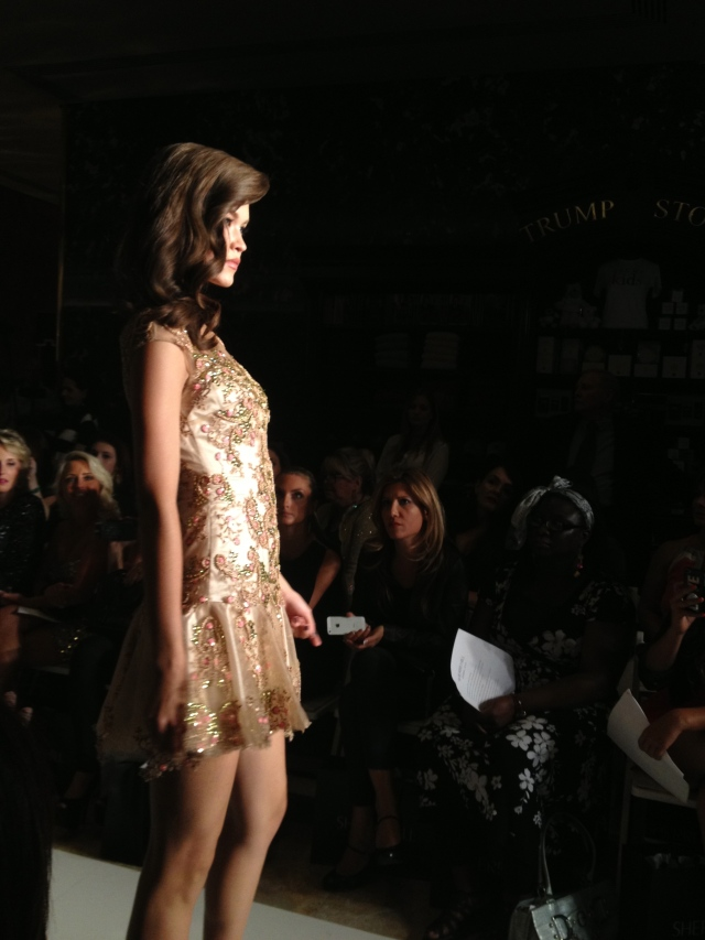 Sherri Hill Fashion Show